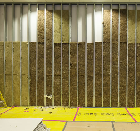 Soundproof wall systems